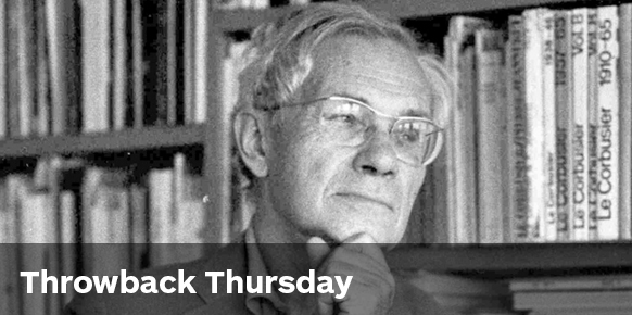 Thumbnail for: Quick Design History: Max Bill #ThrowbackThursday