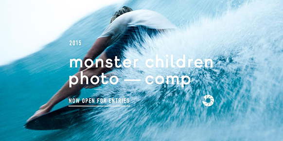 Thumbnail for: Monster Children Photo Competition