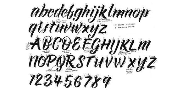 Thumbnail for: Get Better Letters: Tips for Practicing your Handlettering