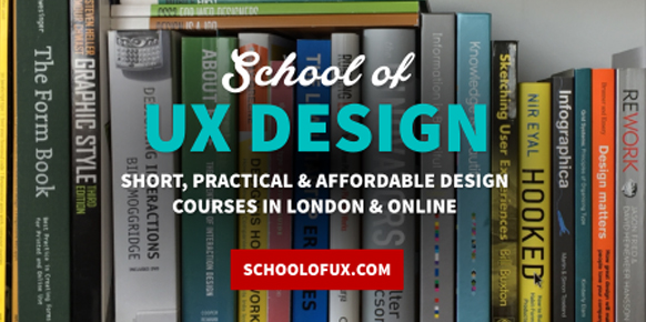 Thumbnail for: (UK) School of UX: Designing Pixel Perfect UI