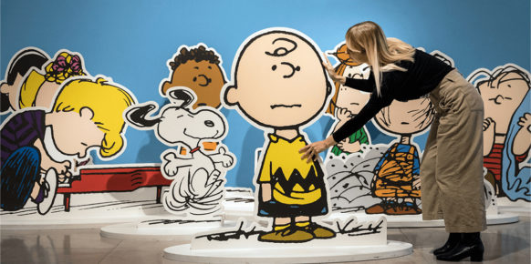 Thumbnail for: Good Grief, Charlie Brown!