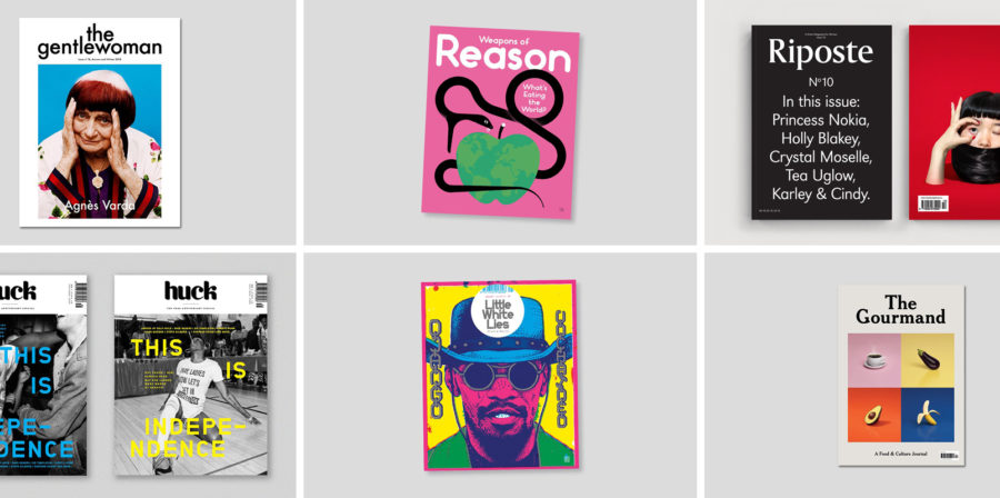 Thumbnail for: 22 Best Print Magazines for Creative Inspiration, Insight and Ideas