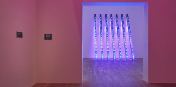 Thumbnail for: Artist Rooms: Jenny Holzer