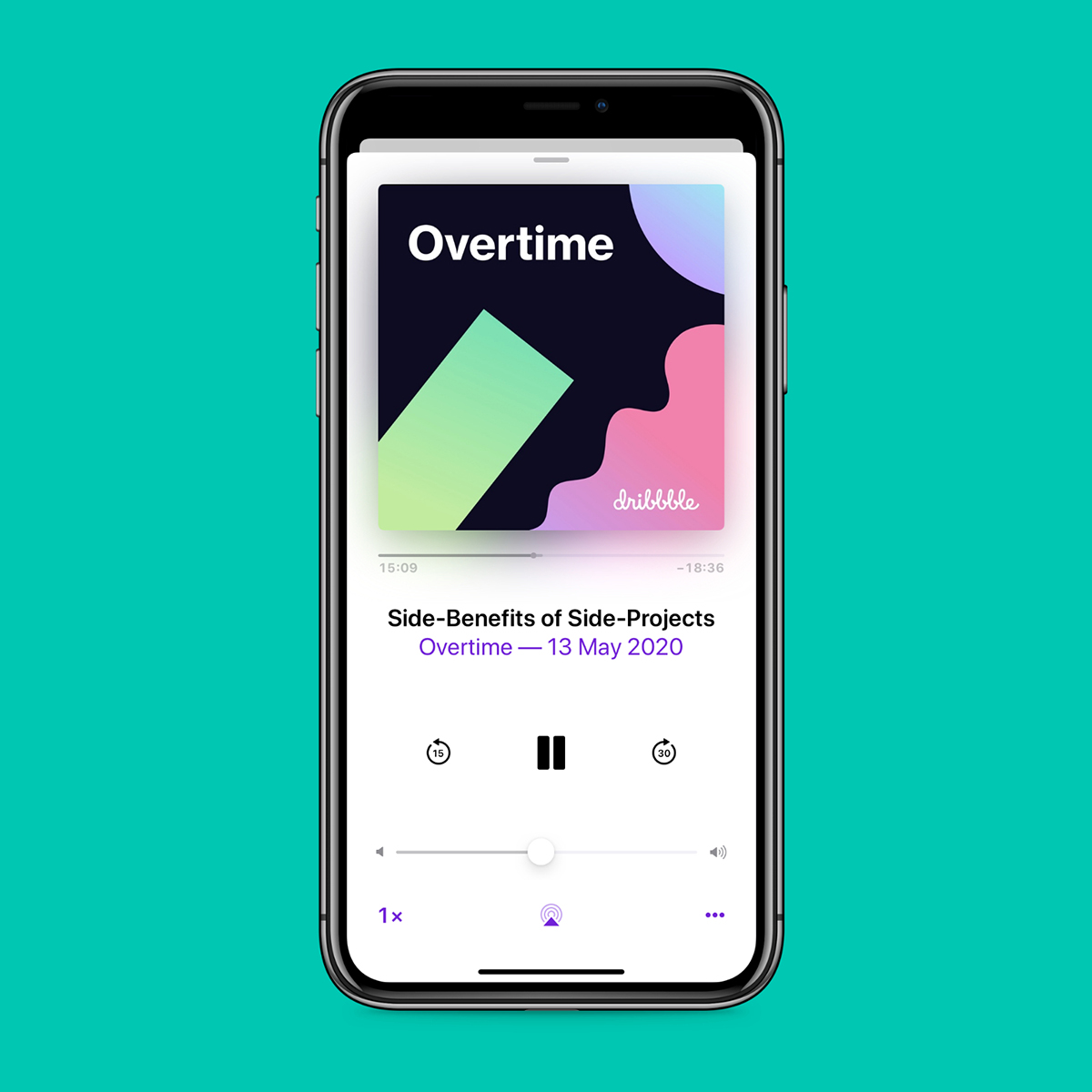 Creative Podcasts — Overtime