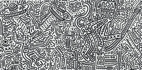 Thumbnail for: Keith Haring