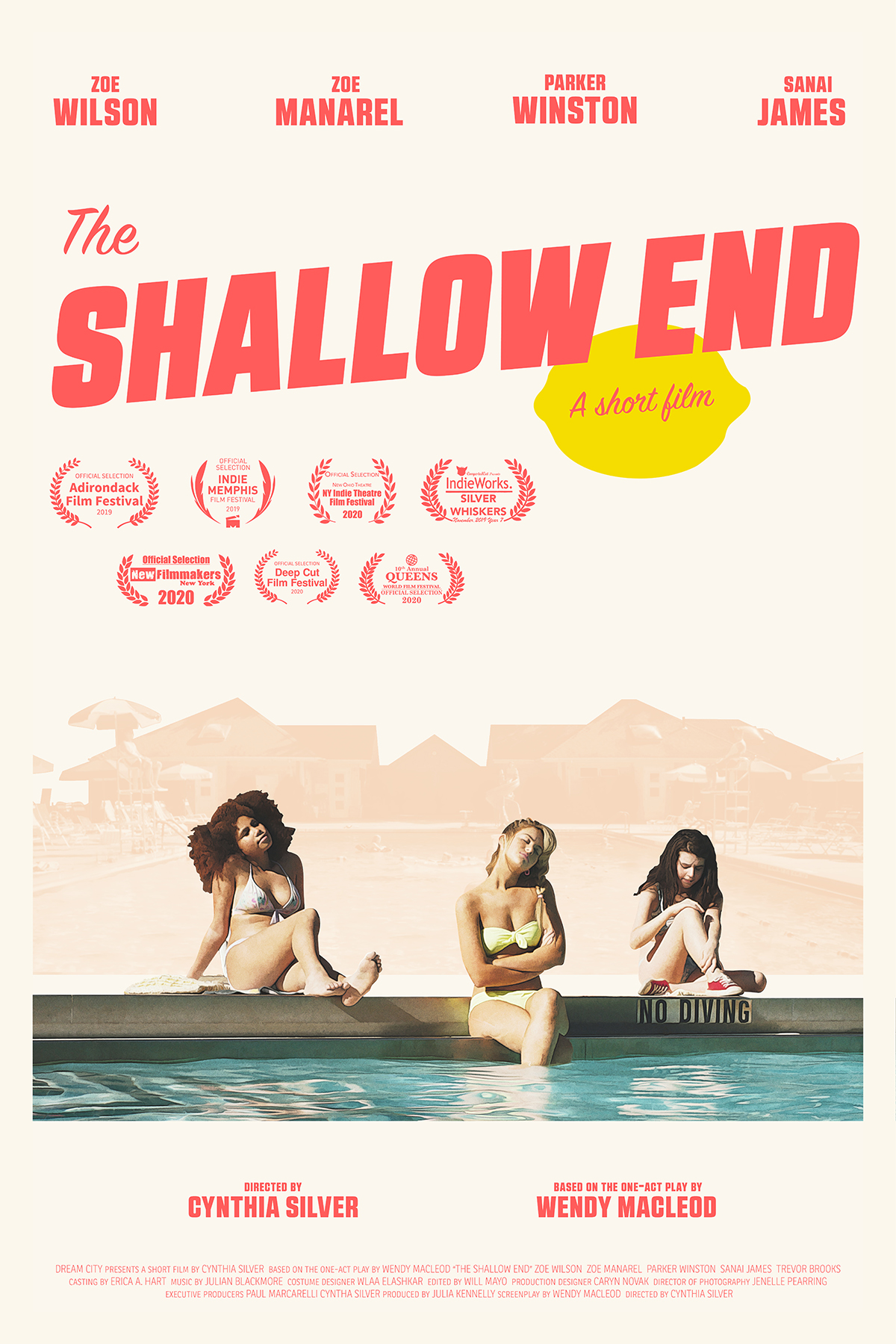 The Shallow End Movie Poster