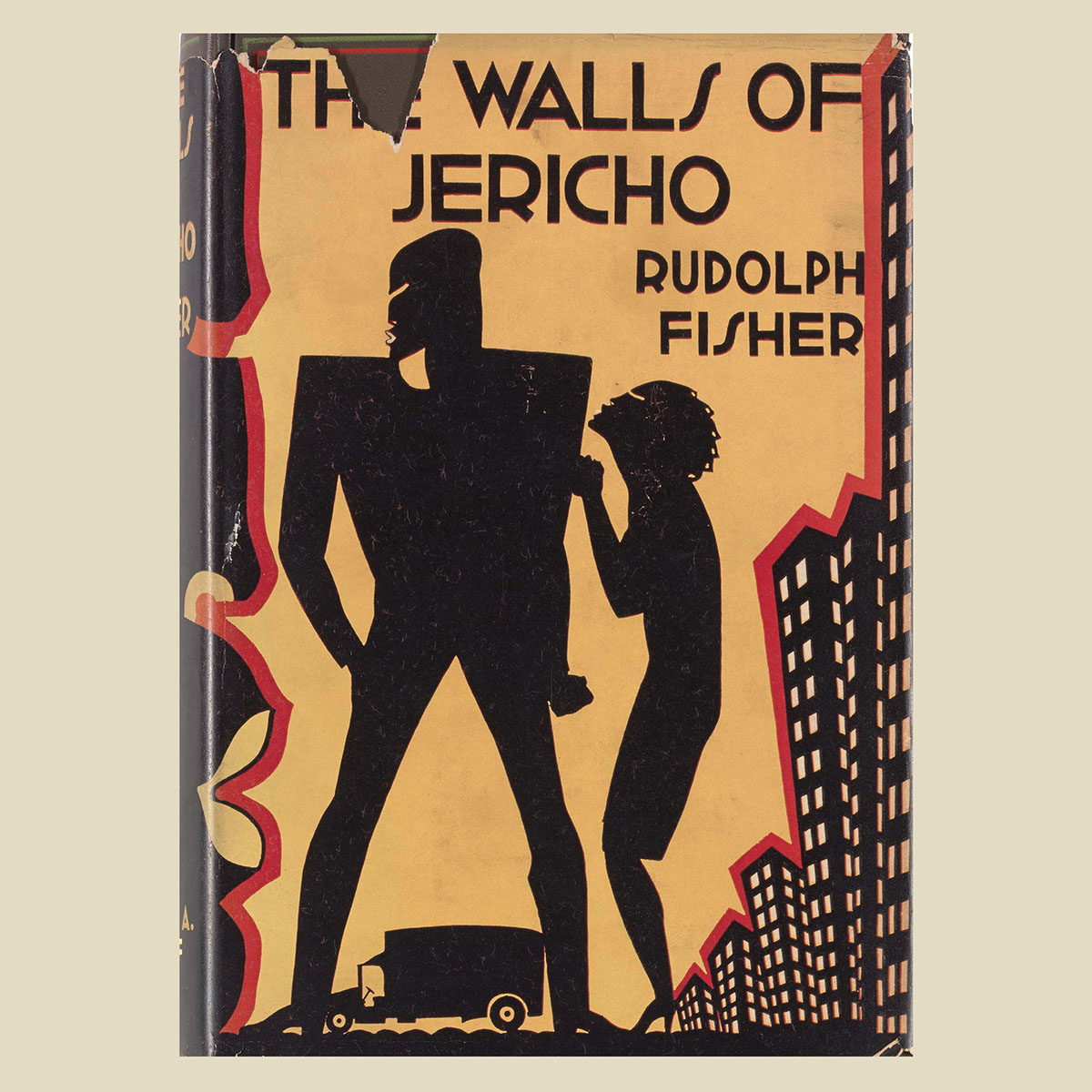 Aaron Douglas The Walls of Jericho