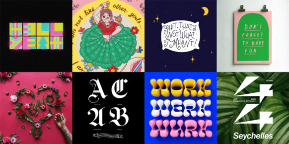 Thumbnail for: 100 Amazing Graphic Designers to Follow on Instagram