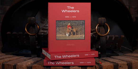 Thumbnail for: Design Case Study: The Wheelers Print and Art Direction with Shillington Teacher Tim King